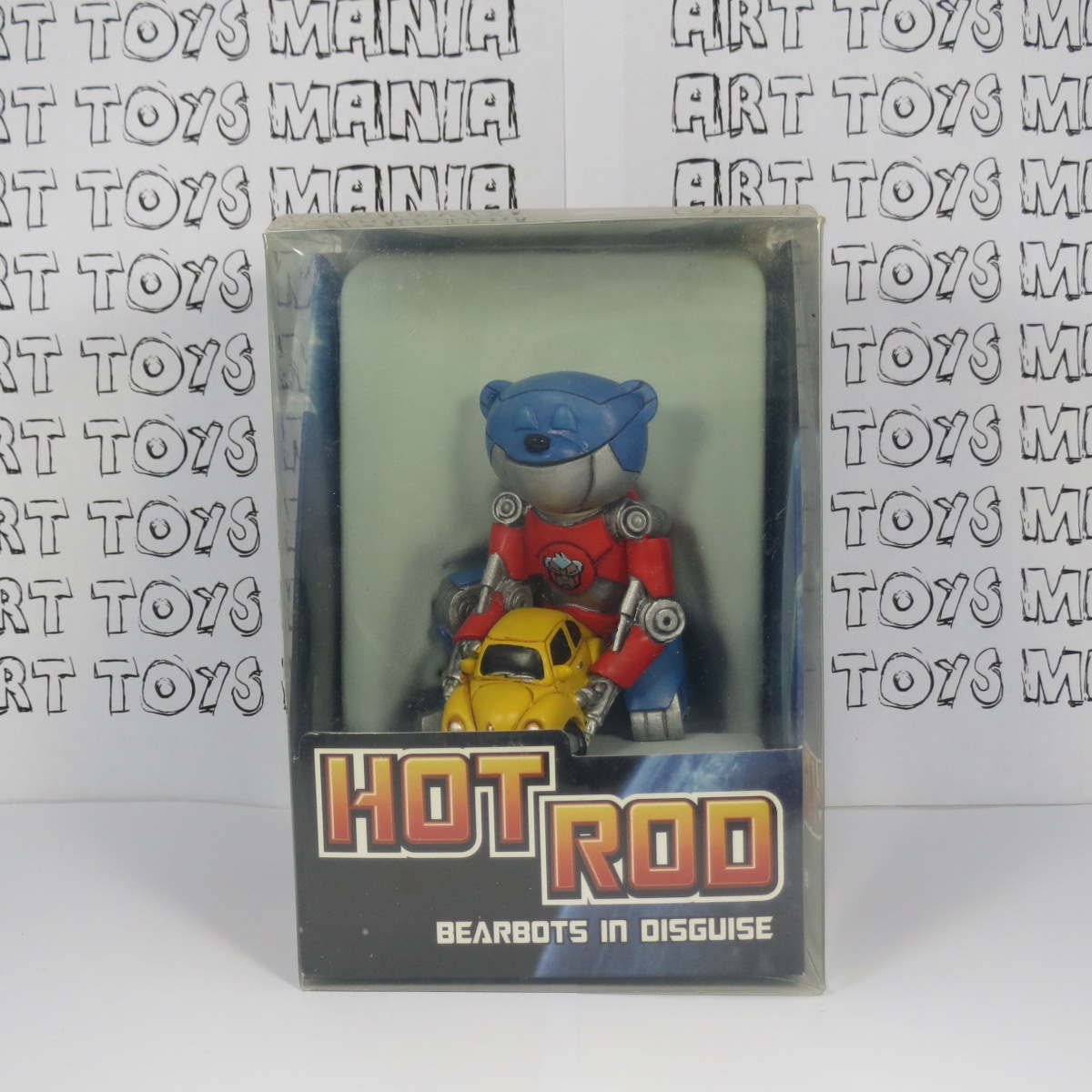Bad Taste Bears NO. 242 Hot Rod