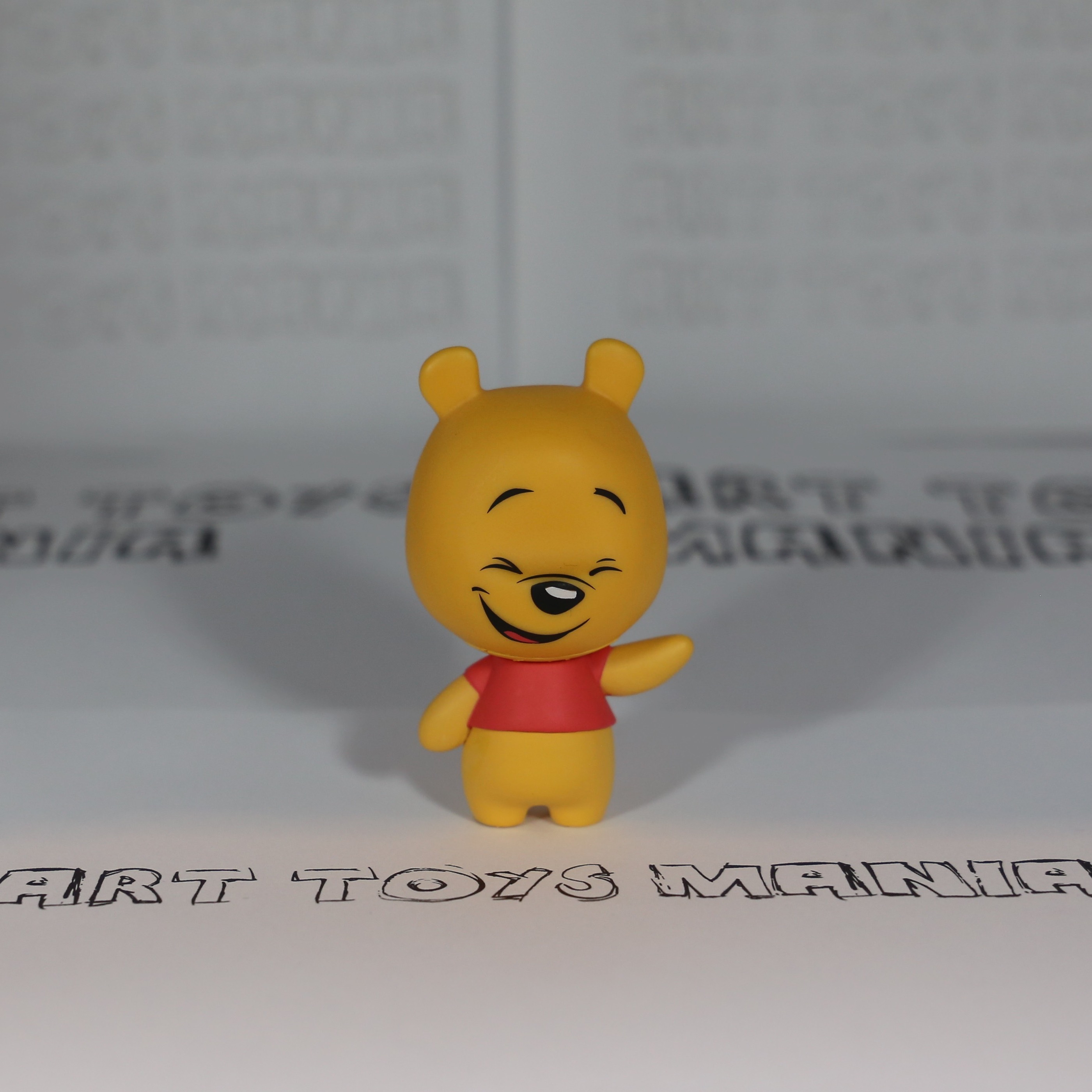 Winnie Pooh happy