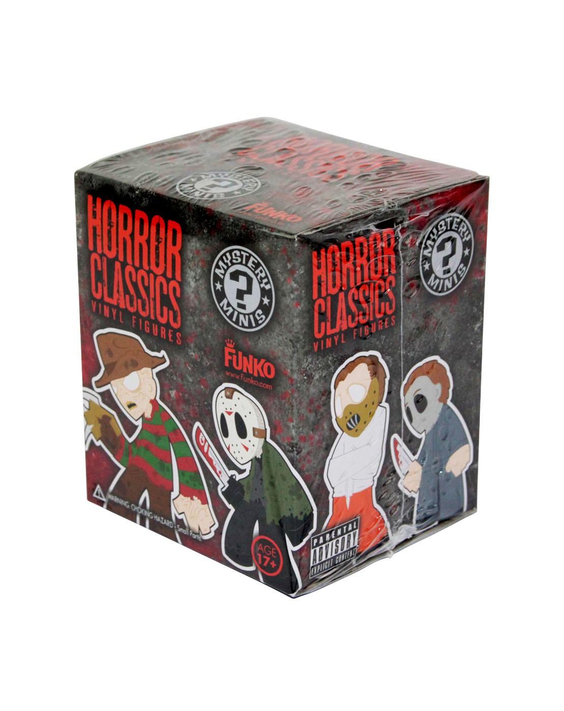 Mystery Minis Horror Classics 1 Blind Box Art Toys Mania