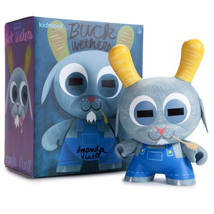 Dunny Buck Wethers