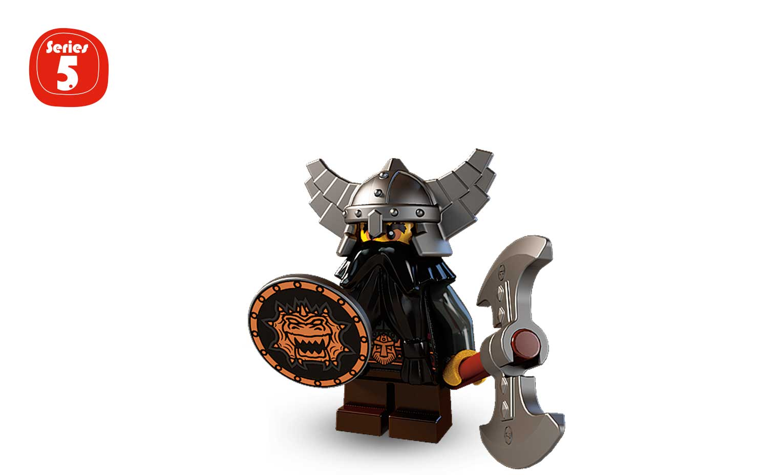 lego minifigures series 5 evil dwarf art toy mania switzerland. Black Bedroom Furniture Sets. Home Design Ideas